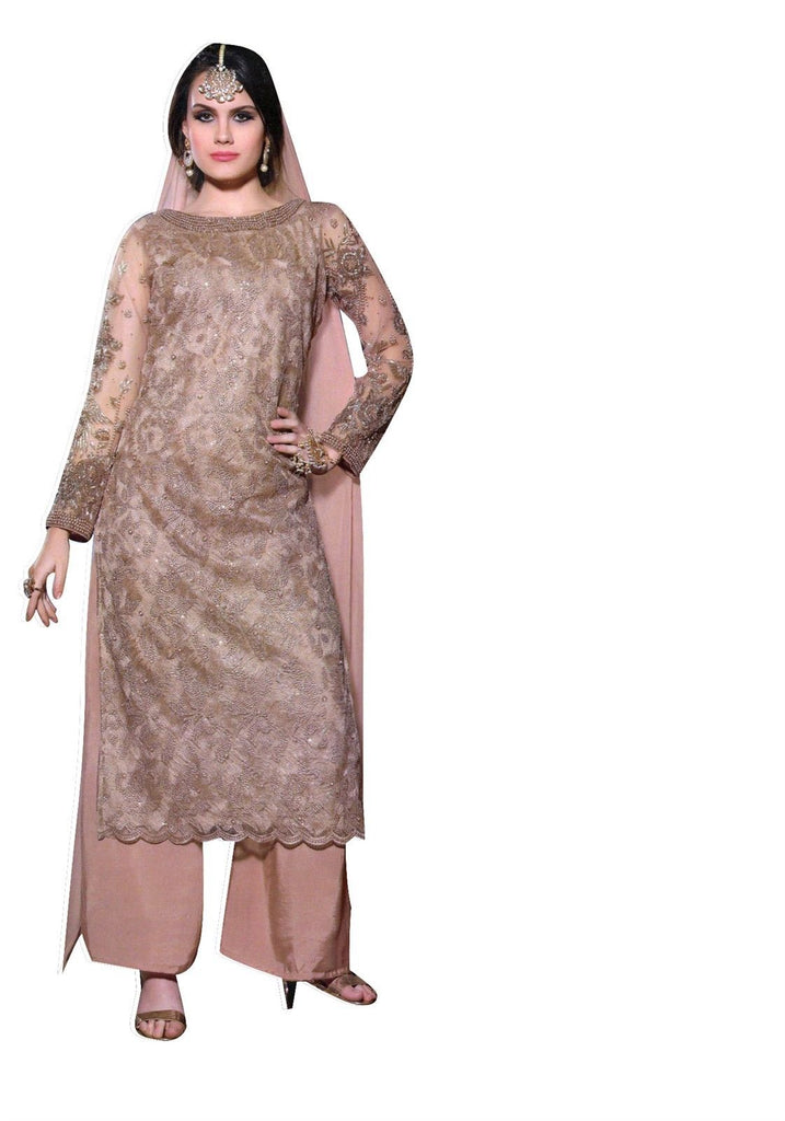 Readymade Designer Wedding Formal Salwar Kameez Chiffon with Handwork Embroidery Indian Dress Bollywood Suit