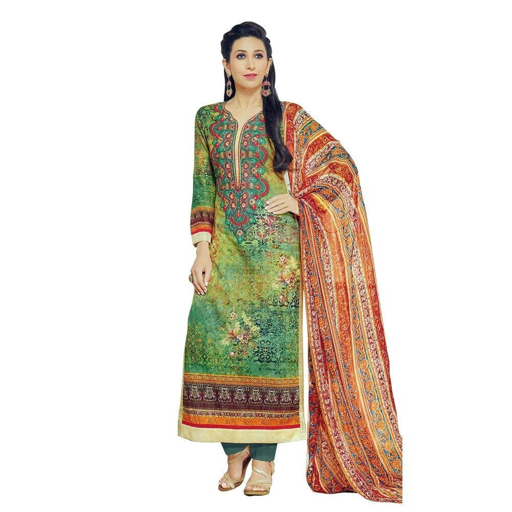 Designer Formal Ethnic Cotton Indian Salwar Kameez Bollywood
