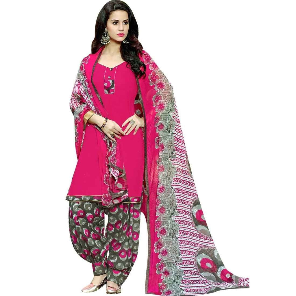 Readymade Cotton printed Patiala Salwar Kameez Suit Indian Dress Pakisatni