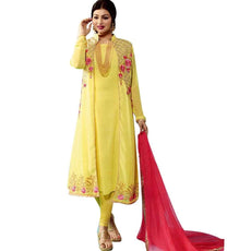 Designer Bollywood Wedding Embroidered Readymade Salwar Kameez Suit Indian Dress