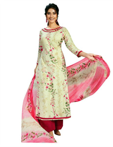 Ready to Wear Rayon Printed Salwar Kameez Womens Indian Dress