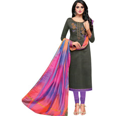 Womens Blended Silk Handworked Salwar Kameez with Banarasi Dupatta Womens Indian Pakistani Dress Ready to wear Salwar Suit