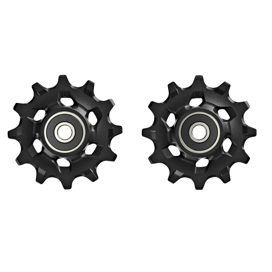 X-SYNC™ 12s Ceramic Hybrid Bearing Pulleys