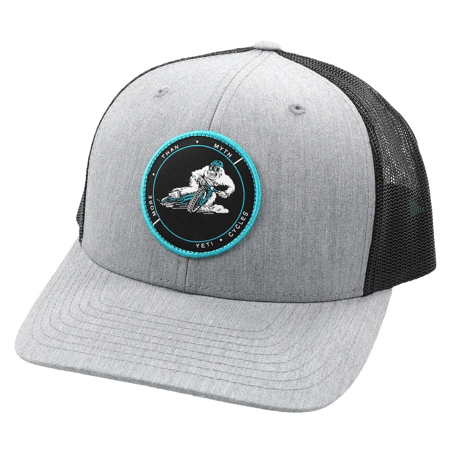 NS Sliding YetiMan Trucker Hat