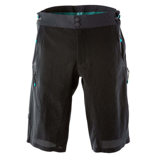 Turq Dot Air Short