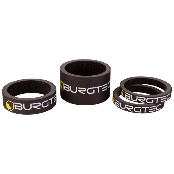 Burgtec Carbon Stem Spacers