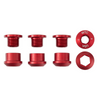 Chainring Bolts & Nuts Standard 6mm [set of 4]