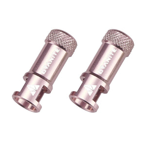 Juicy Nipple Presta Valve Core Remover Cap