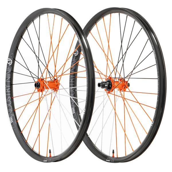 Trail 280 Carbon- Hydra Wheelset (BOOST)