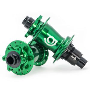 Torch Classic MTB Hubs ISO 6-Bolt - Front (BOOST)