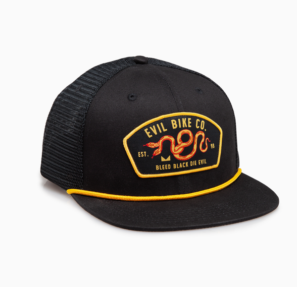 Snakin' It Flat Bill Hat