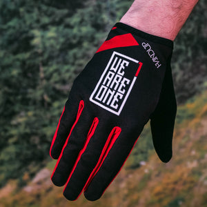Hand Laid Riding Gloves
