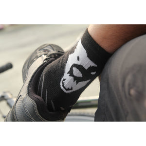 Logo Wool Socks