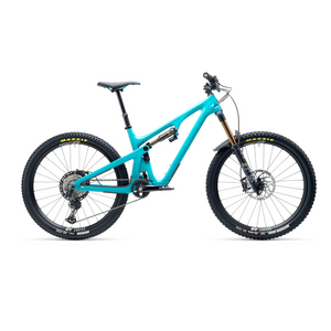 SB140 Turq Series Complete Bike 2021