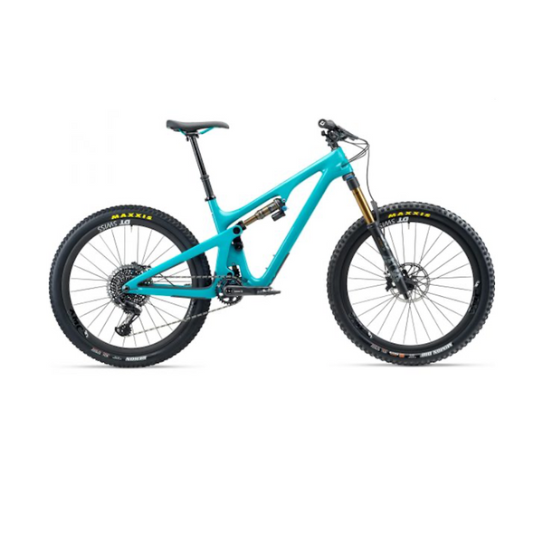 SB140 Turq Series Complete Bike