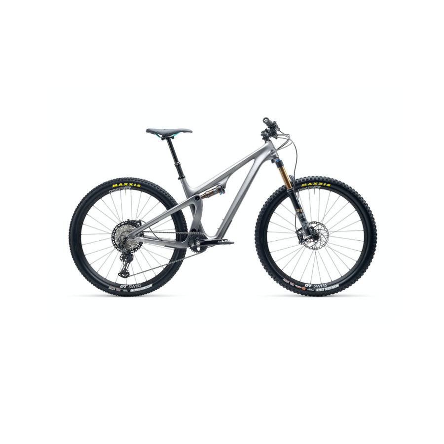 SB115 Turq Series Complete Bike