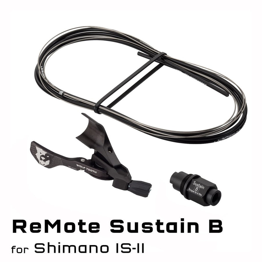 ReMote Sustain (For Rockshox Reverb)