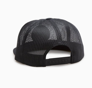 Hell On Wheels Mesh Trucker Snapback Hat