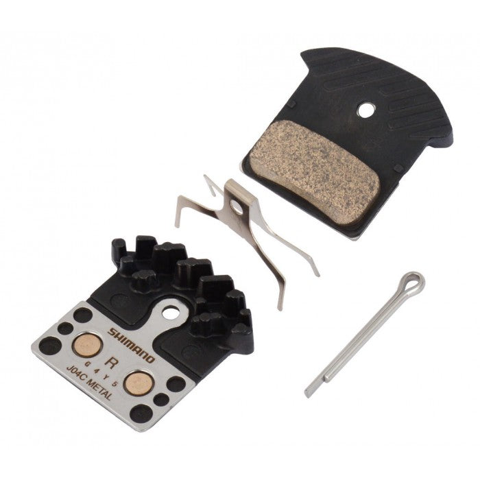 XTR-XT-SLX-Alfine J-Type Disc Brake Pads