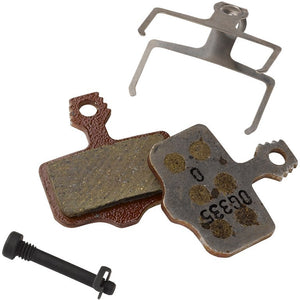 Level/DB/2Piece Road/Elixir Disc Brake Pads