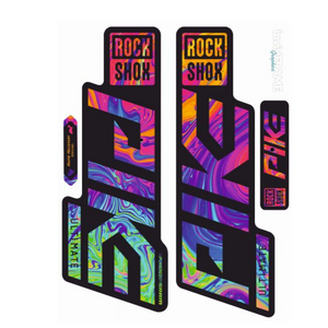 PIKE Ultimate 2020 Decals