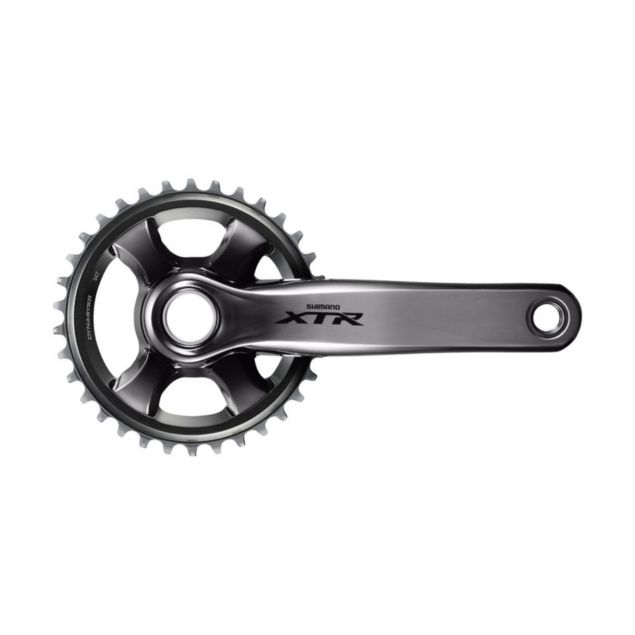 XTR M9020 Boost Crankset (11-speed)