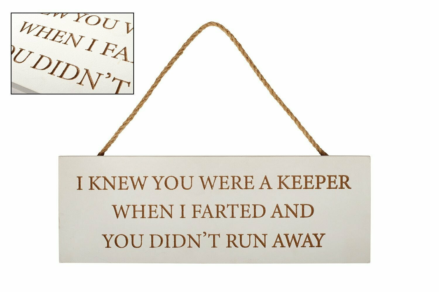 Plaque - Keeper