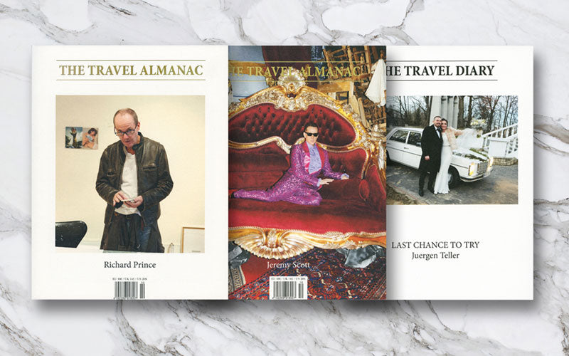 The Travel Almanac no.10 - Spring/Summer 2016