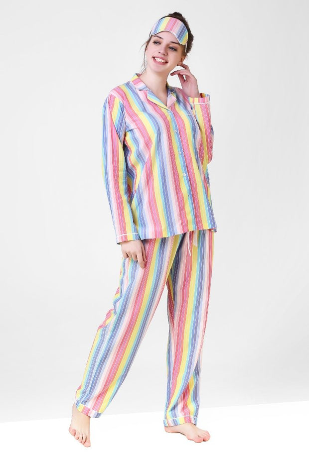 Rainbow Love Playful Jammies Set