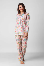 Tropical Paradise Full Jammies Set