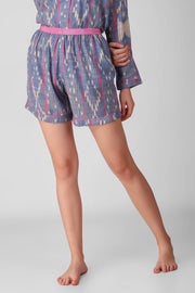 Boho Love Shorts Set