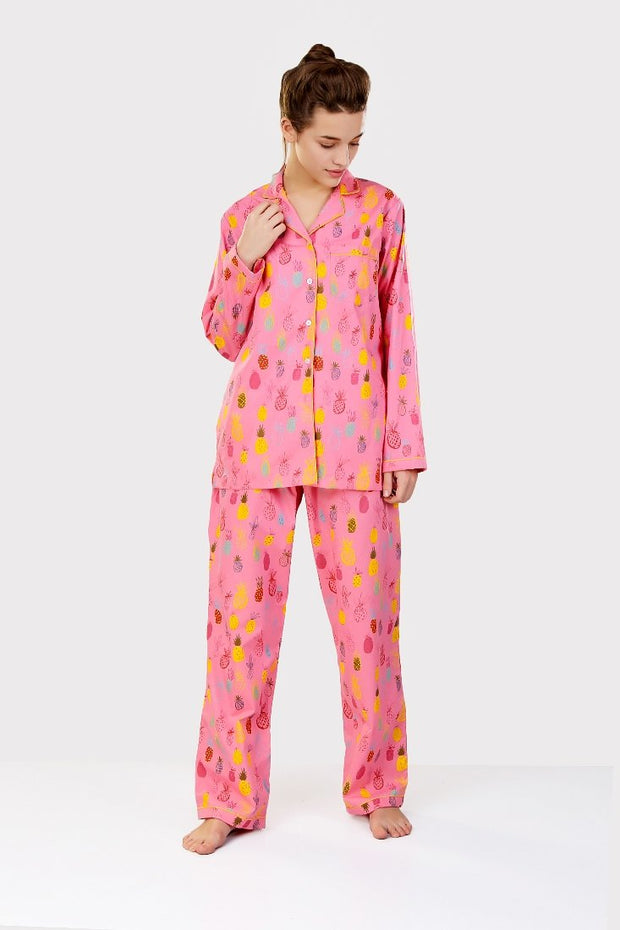 Pineapple Jammies Set