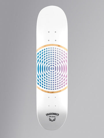 Unabomber Will Golding 'Form' Deck. 8''.