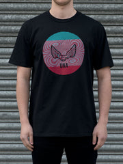 Unabomber 'Optic' Tee Black