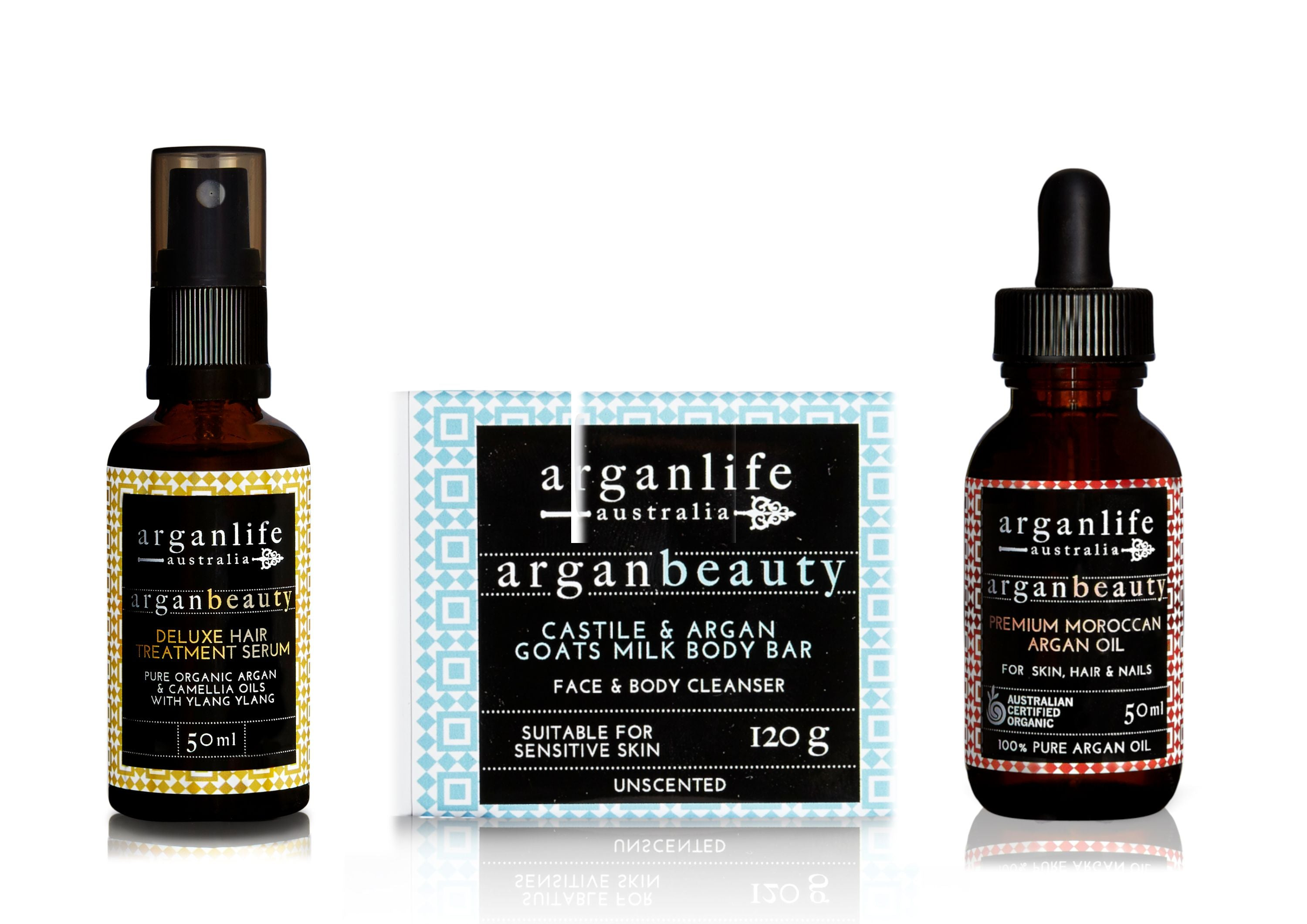 Argan Life Men's Essentials Box