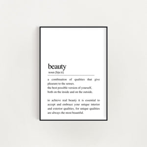 Beauty Definition