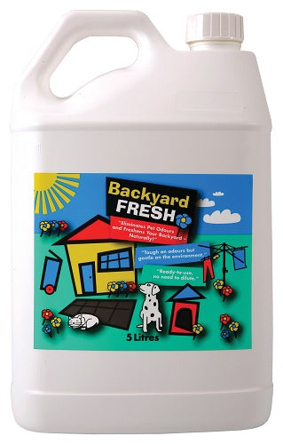 Backyard Fresh 5ltr | Cleansmart