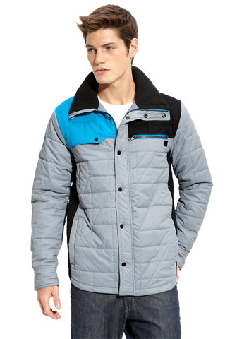 Hurley 'Covert Shred' Ripstop Jacket