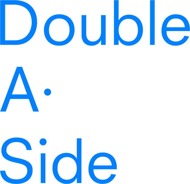 Double A•Side