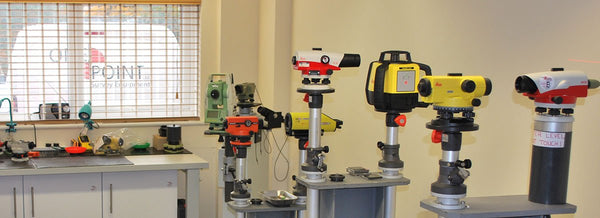 Calibrate Your Survey & Safety Equipment Over Christmas