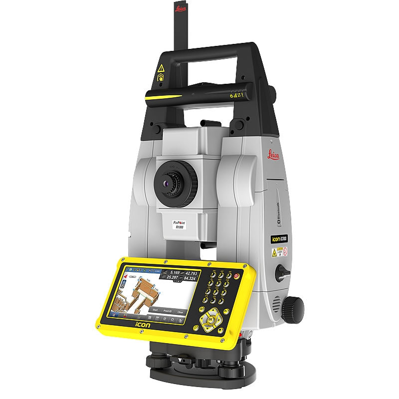 Leica iCON Robotic Station