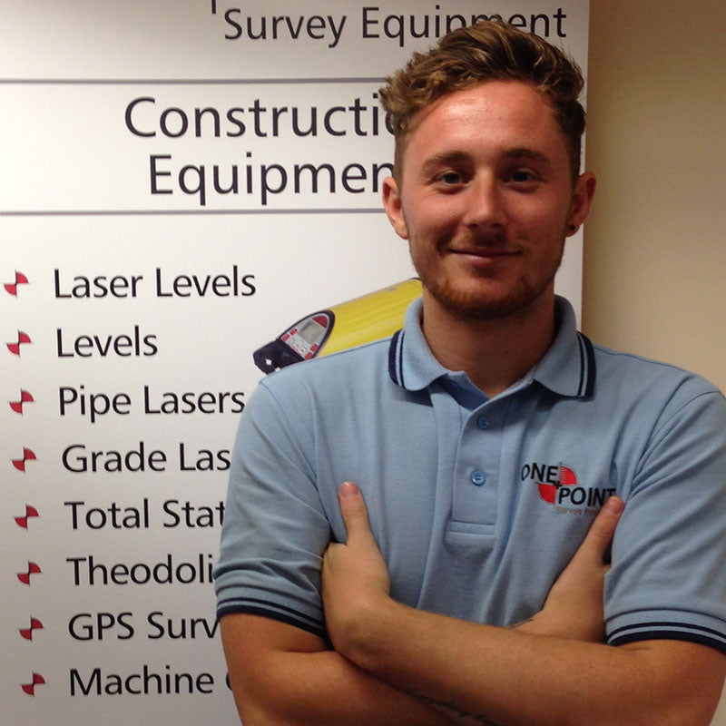 After sales support - we can help you make the most of your survey equipment