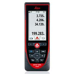 Leica DISTO D810 Laser Measure - Available at One Point Survey - A Buyers Guide To Laser Distance Measures