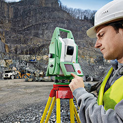 Leica Nova Total Stations and Multi Stations.