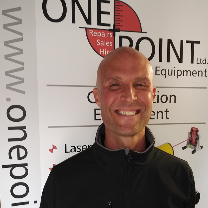 Tristan Williamson - New member of staff at One Point's Exeter branch