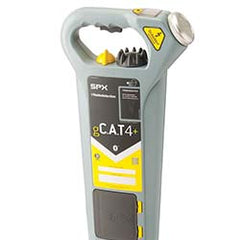 gCAT4+ Cable detector available at one point survey - Our Cable Detectors & Drain Inspection Cameras