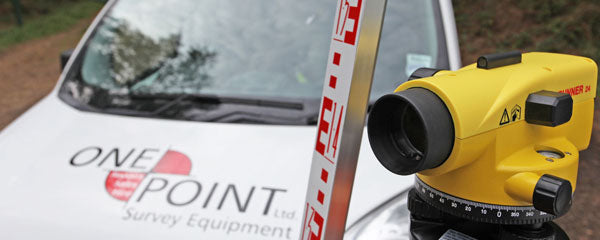 Hire Survey Equipment including Site Lasers, Laser Levels, Cable Location equipment, Machine Control equipment, CCTV Drain Inspection Cameras, safety equipment, GPS/GNSS survey equipment, Total Stations