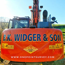 iDig Customer - B K Widger & Son