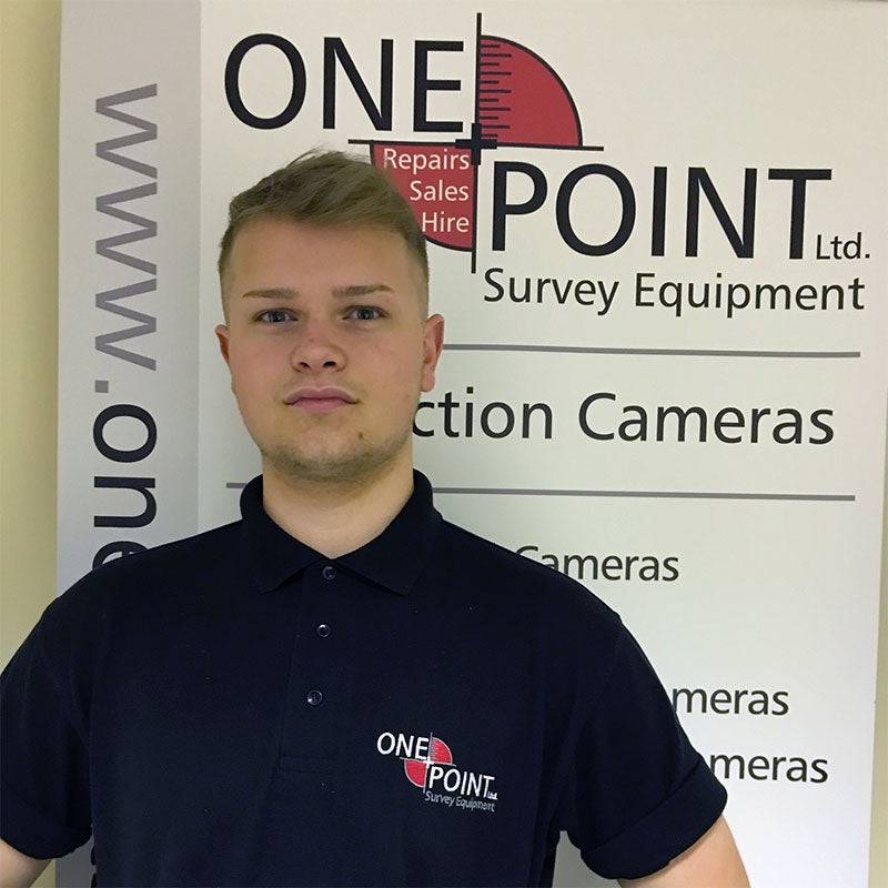 Luke Chapman - Operations Assistant