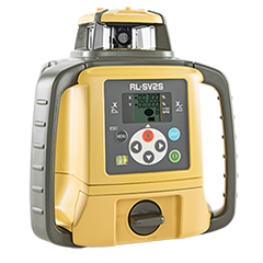 One Point Survey - Laser levels for sale Topcon RL SV2S